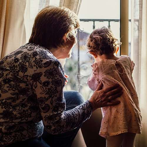 Child Support for grandparents