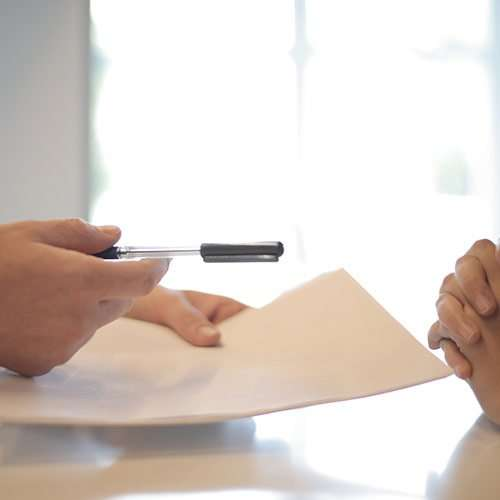 What do I have to do before I can go to Court to resolve my financial matters?