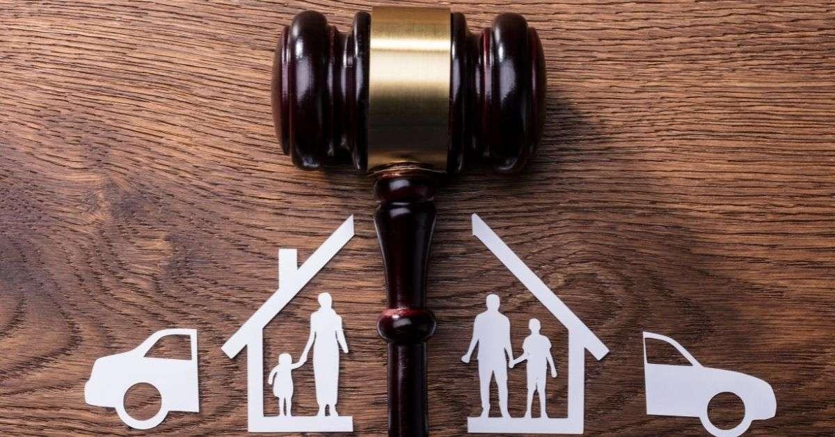 Property and money settlemetn in divorce